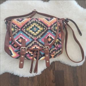 CALL IT SPRING | OS | Bohemian Crossbody Purse